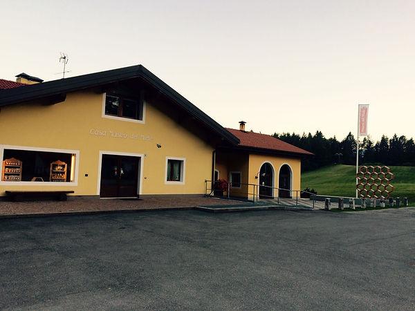 Museo del Miele, Lavarone