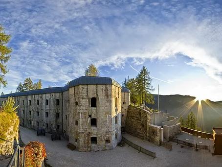 Il Forte Belvedere Werk - Geschwent