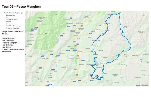 Passo Manghen Tour