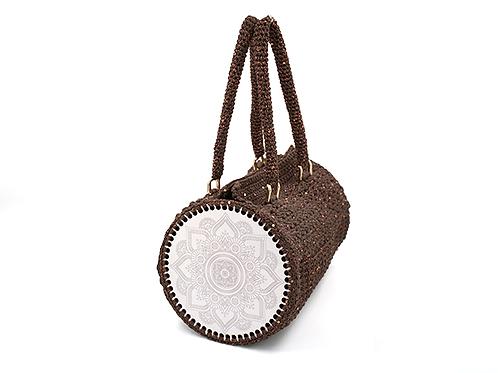 Mandala In Brown