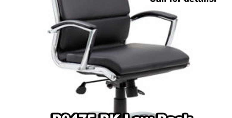 Boss Caressoft Mid-Back Chair