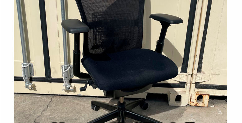"Haworth ""Zody"" Task Chair - Black"