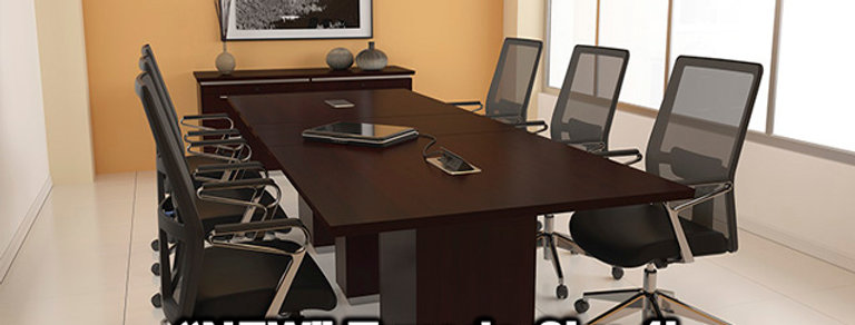 Tuxedo 8x4 Conference Table