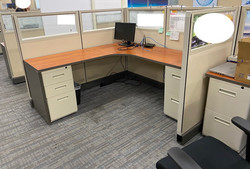 NEW FRIANT CUBICLE