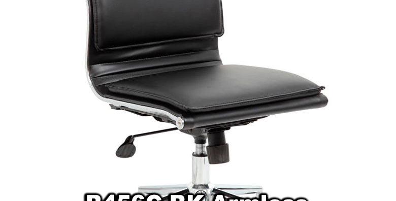 Black Elegant Design Task Chair