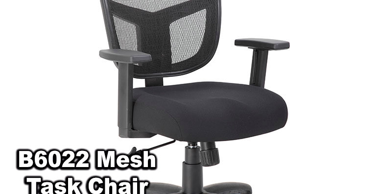 Boss Contract Mesh Task Chair