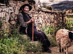 Máš Pastýře, který Tě má rád