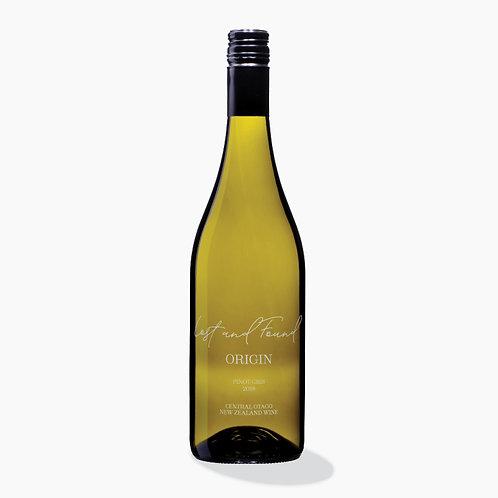 ORIGIN Pinot Gris 2018 Central Otago
