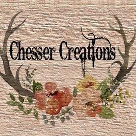 Chesser Creations logo