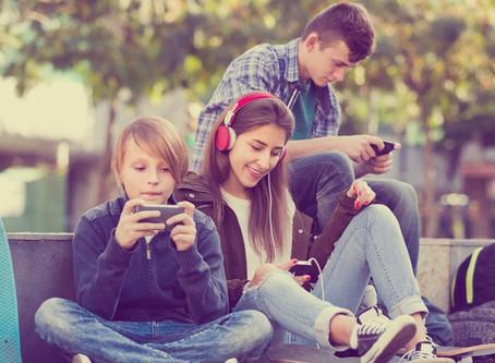 Hijos adolescentes, redes sociales y retos-challenge