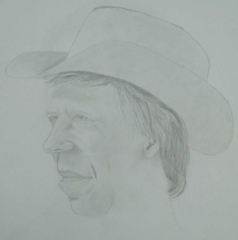 David in Hat