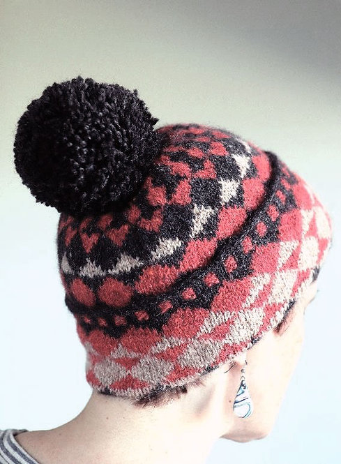 Torcello Hat and Cowl