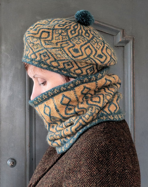 Zinda Hat and Cowl
