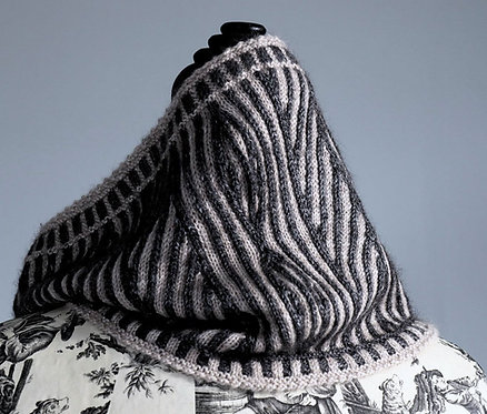 Basilico Cowl and Mitts