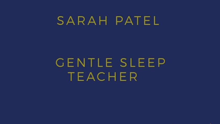 Teach to Sleep Infant Sleep Advice