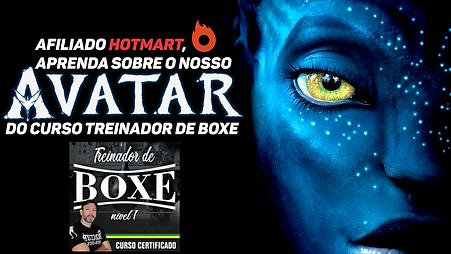 AVATAR PARA AFILIADOS DO CURSO DE BOXE 2
