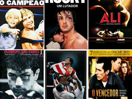 Meus top 12 filmes de boxe de todos os tempos!