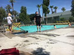 Tesoro JR high swim party-1