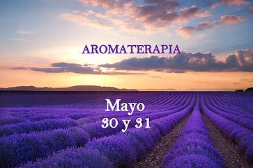 5 Seminario de AROMATERAPIA. Mayo 2020.