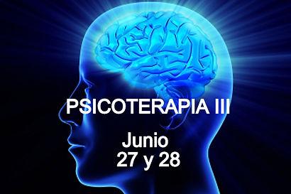 6 Seminario de PSICOTERAPIA III. Junio 2