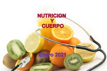1 Seminario de NUTRICION Y CUERPO. Enero