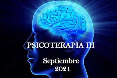 8 Seminario de PSICOTERAPIA III. Septiem