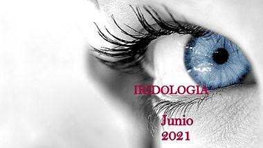 6 Seminario de IRIDOLOGIA. Junio 2021. F