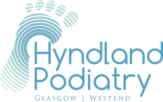 Glasgow chiropodist/podiatrist Hynland West End