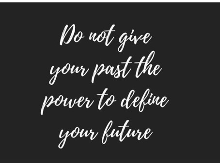You have the power to define your future!