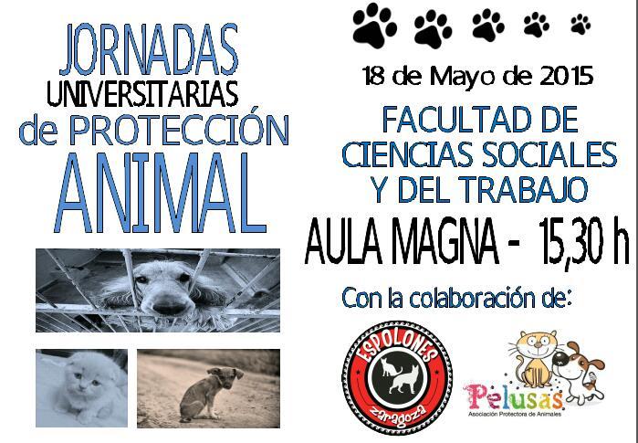 Jornadas Protección Animal