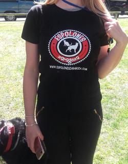 Camiseta de Espolones.
