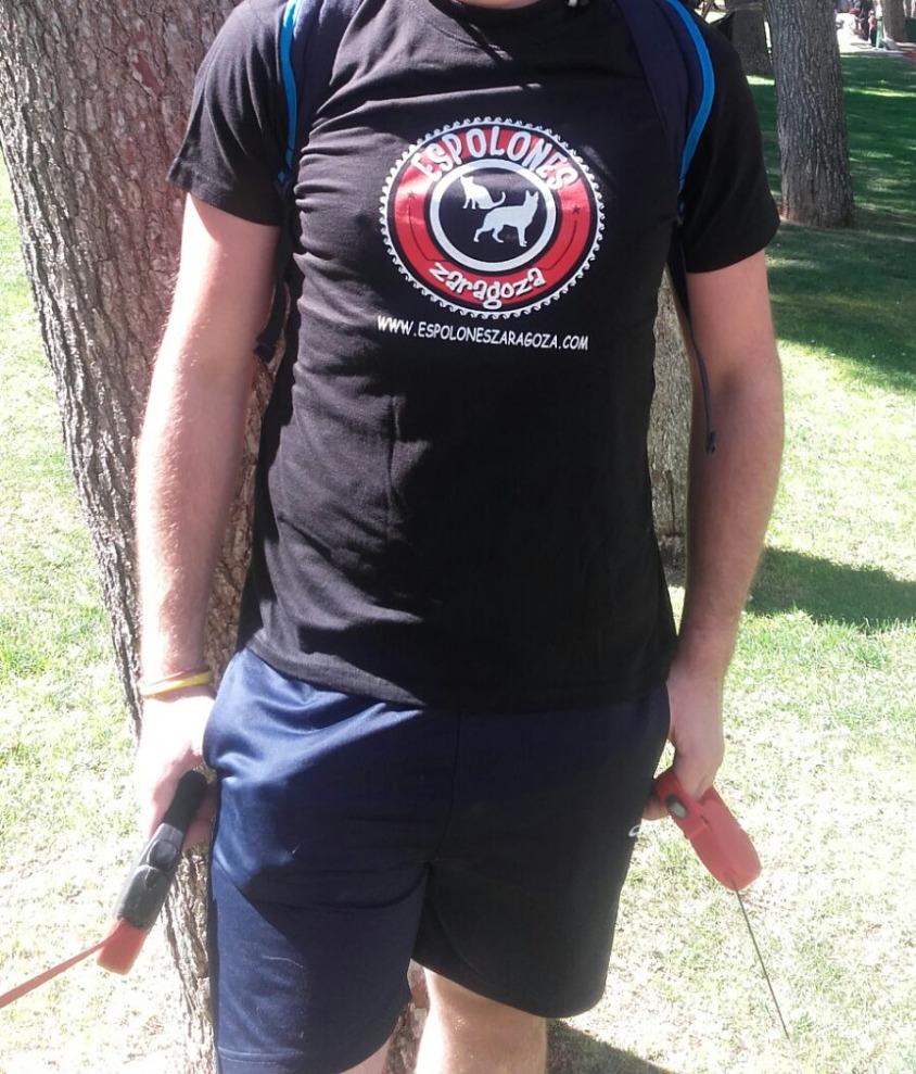 Camiseta de Espolones