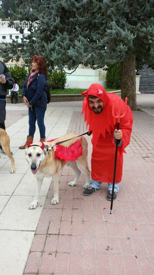 Paseo de Halloween