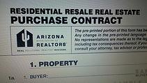 purchase contract negotiations - BuyerBrokerAZ.com