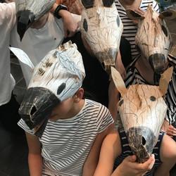 Maskenherstellung