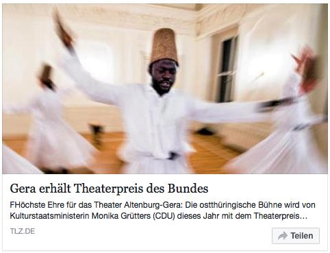 Thüringische Landeszeitung, 10.6.17