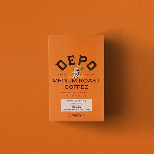 Medium Roast Coffee (250 G)