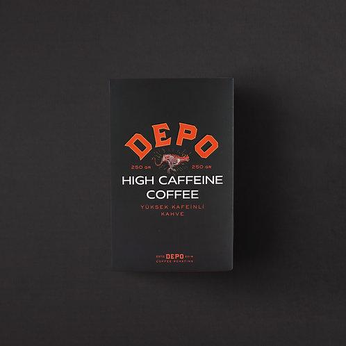 High Caffeine Coffee (Yüksek Kafeinli)