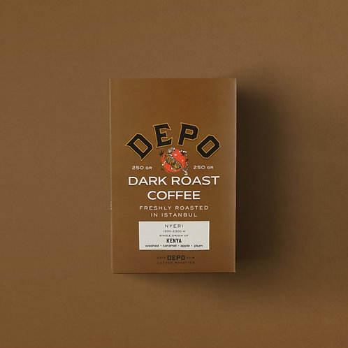Dark Roast Coffee (250 G)