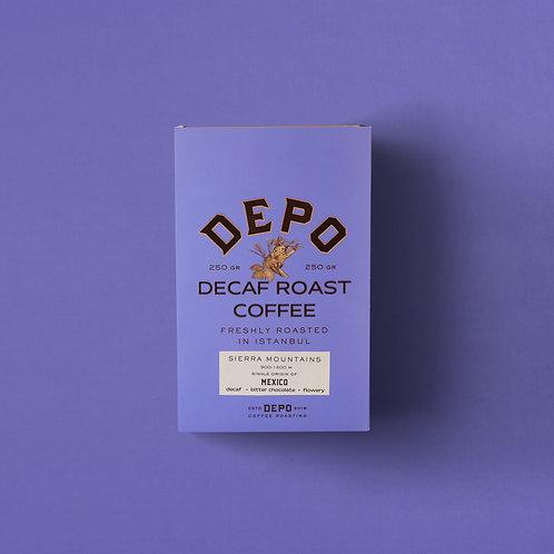 MexicoDecaf (Kafeinsiz Kahve)