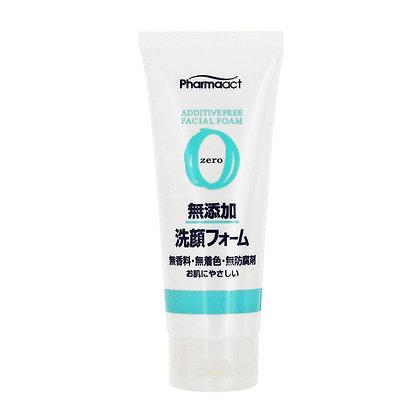 PHARMAACT ADDITIVE FREE FACIAL FOAM ZERO  Пенка для умывания для чувствительной кожи