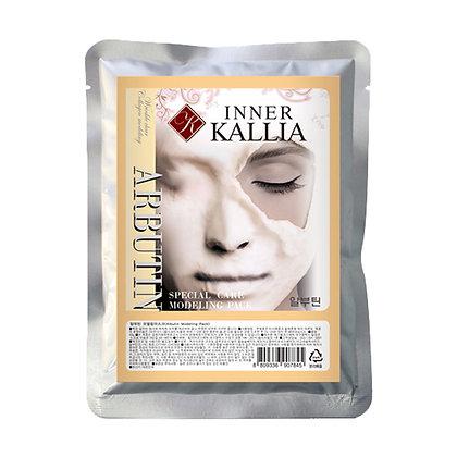 INNER KALLIA Special Arbutin modeling mask  Альгинатная маска с Арбутином против пигментации