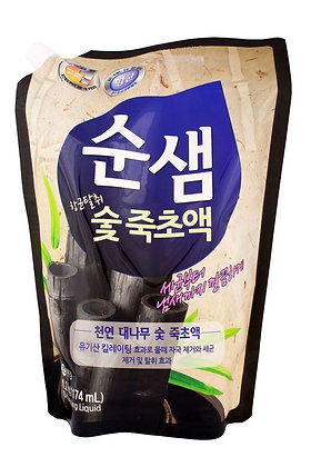Средство для мытья посуды Бамбуковый уголь - SOONSAEM Bamboo Charcoal