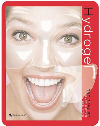 Гидрогелевая маска для восстановления контуров лица Моделирующая - BEAUUGREEN