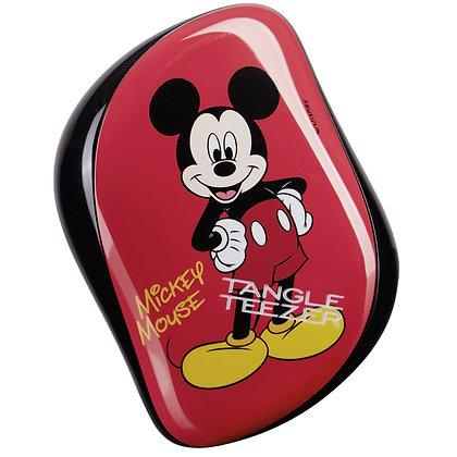 Tangle Teezer Compact Styler MICKEY MOUSE RED  Расческа для волос компактная