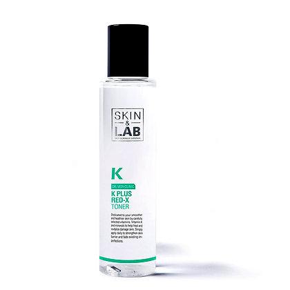 SKIN&LAB DR.VITA CLINIC K Plus Red-X Toner  Тоник с витамином К восстанавливающий и успокаивающий