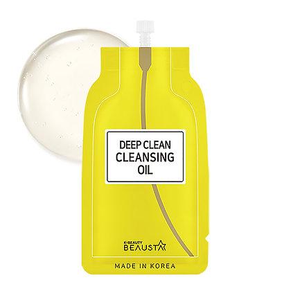 Гидрофильное масло для глубокого очищения кожи BEAUSTA Deep Сlean Сleansing Oil