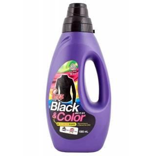 Жидкое средство для стирки Black&Color - KERASYS Wool Shampoo Detergent