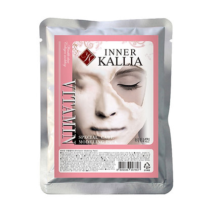 INNER KALLIA Special Vitamin modeling mask  Альгинатная маска c витамином С