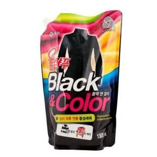 Жидкое средство для стирки Black&Color (мяг. уп.) - KERASYS Wool Shampoo Detergent